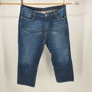 Lucky Brand By Gene Montesano Bootcut Jeans Straig